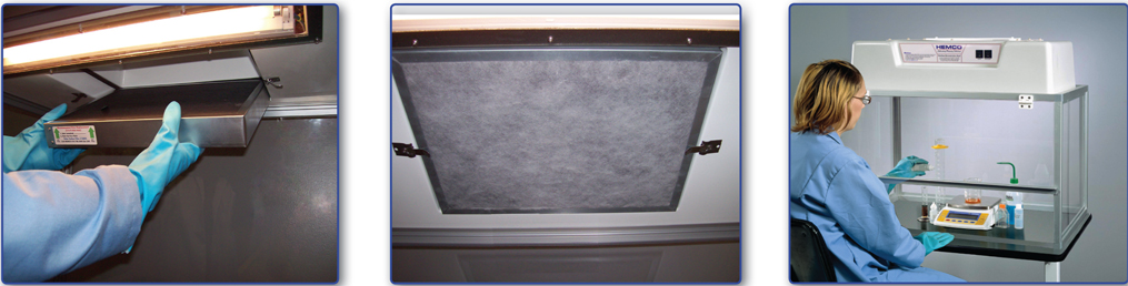 Ductless Demonstration Hoods