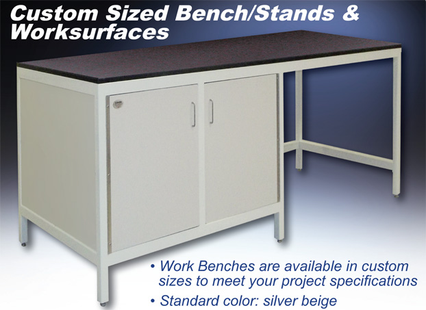 EnviroMax Bench Stand