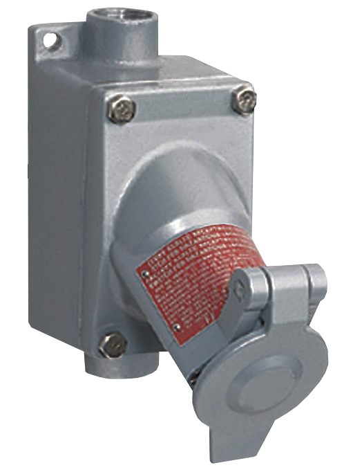 Explosion Proof Receptacle