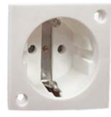 Panel Mount Socket